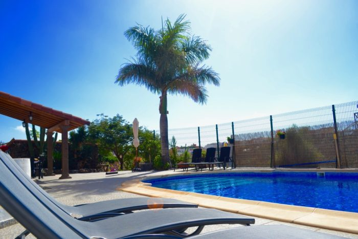 Pool Villa Gran Canaria by Sky Pilates and Yoga Retreats