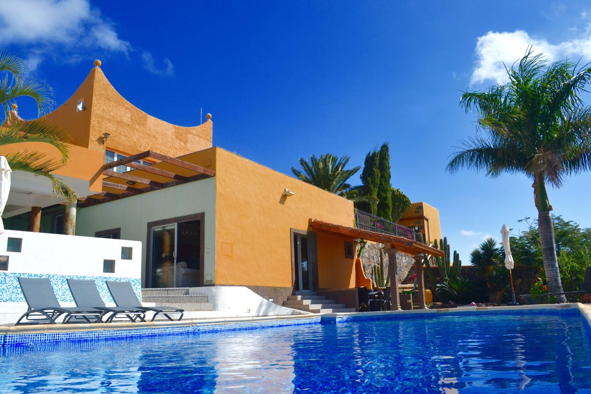 Villa Gran Canaria | Retreats | Sky Pilates And Yoga Retreats
