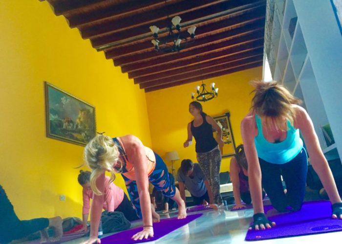 Yoga with Sky Pilates and Yoga Retreats