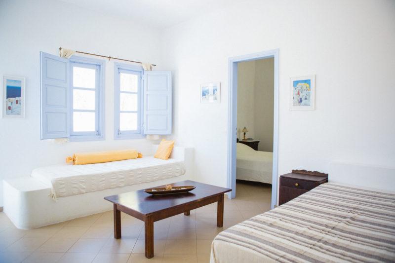 Double Accommodation 2 Pelagos