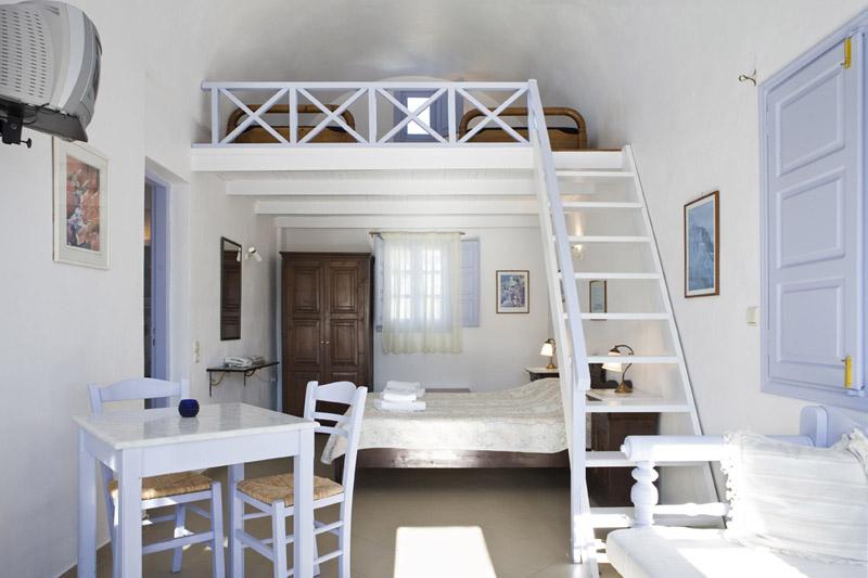 Pelagos Triple Accommodation